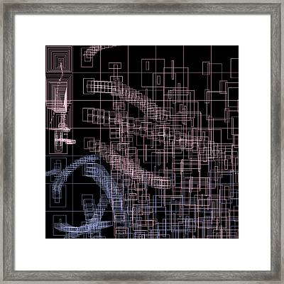 S.4.28 Framed Print by Gareth Lewis