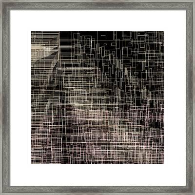 S.4.49 Framed Print by Gareth Lewis
