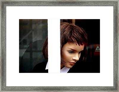 Sabina Framed Print by Jez C Self