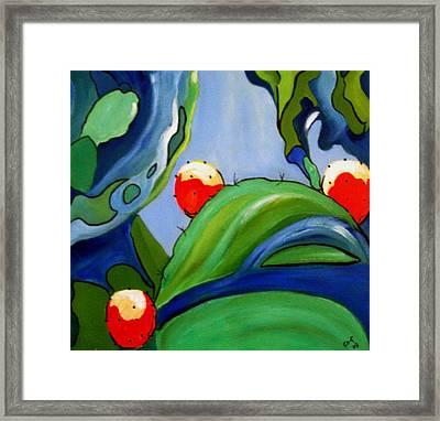 Sabra Framed Print