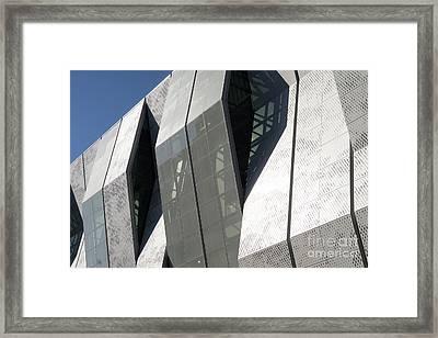 Sacramento Kings Basketball Golden 1 Center Dsc4954 Framed Print by Wingsdomain Art and Photography