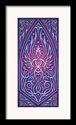 Symbolist Framed Prints