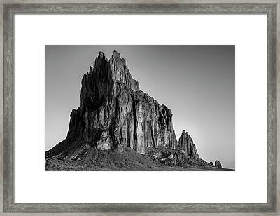Framed Print featuring the photograph Sacred Glow II by Jon Glaser