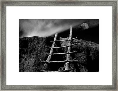 Sacred Journey.. Framed Print