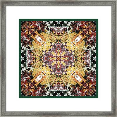 Sacred Space Framed Print by Bell And Todd