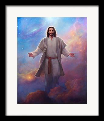 Creator Framed Prints