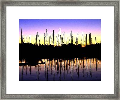 Safe Haven Framed Print