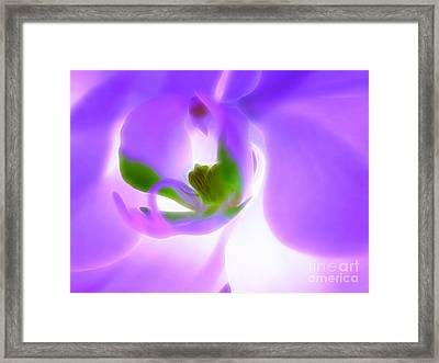 Safe Within Framed Print by Krissy Katsimbras