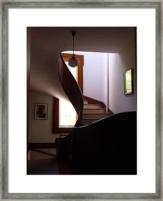 Framed Print featuring the photograph Sag Harbor - Whalers Church by Margie Avellino