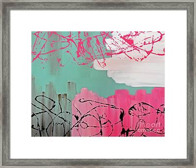Sage String Framed Print by Jilian Cramb - AMothersFineArt