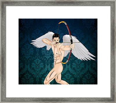 Sagittarius Framed Print by Mark Ashkenazi