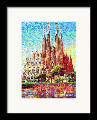Gothic Art Framed Prints