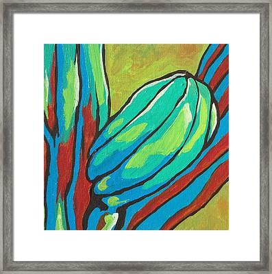 Saguaro 15 Framed Print