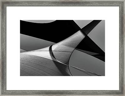 Framed Print featuring the photograph Sailcloth 197 by Bob Orsillo