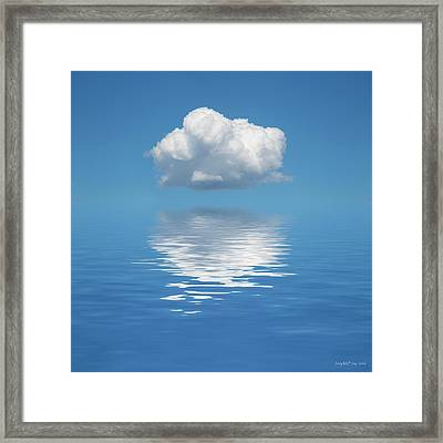 Sailing Away Framed Print by Jerry McElroy