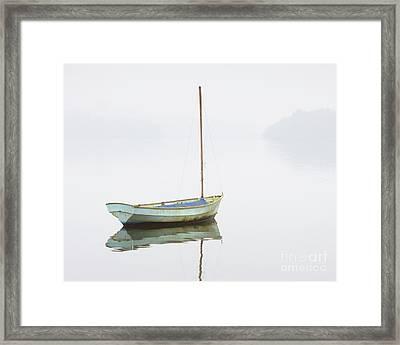 Sailing Boat - Windermere Framed Print