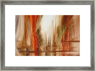 Sailing Framed Print by Fatima Stamato