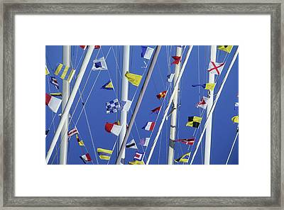 Sailing, General Framed Print