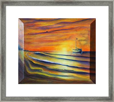 Sailor's Delight Framed Print