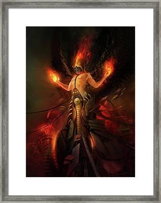 Sailos Framed Print by Philip Straub
