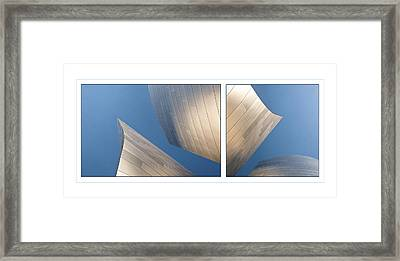 Sails Framed Print by Kevin Bergen