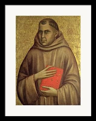 Monasticism Framed Prints