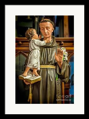 Franciscan Saints Framed Prints