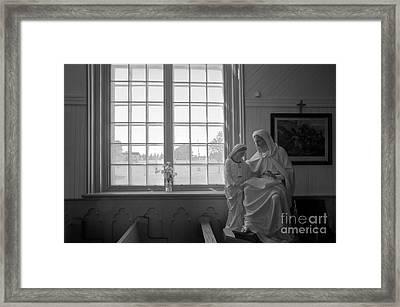 Saint Augustines #5 Framed Print by Lionel F Stevenson