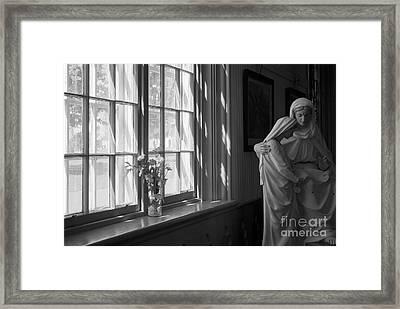 Saint Augustines #6 Framed Print by Lionel F Stevenson