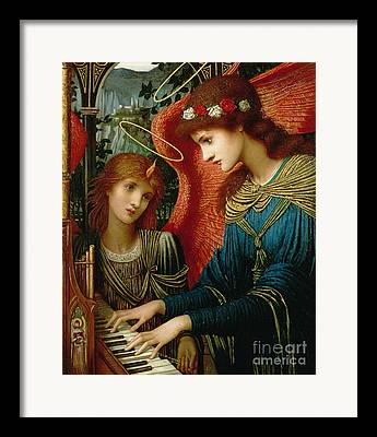 Pianist Framed Prints