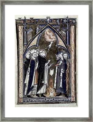 Saint Dominic Framed Print by Granger