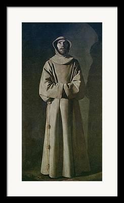 Abbot Framed Prints