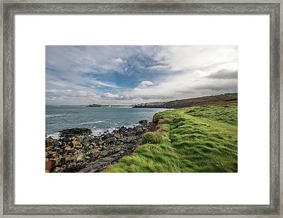 Saint Ives Framed Print