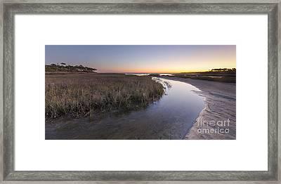Saint Joe Bay Framed Print by Twenty Two North Photography