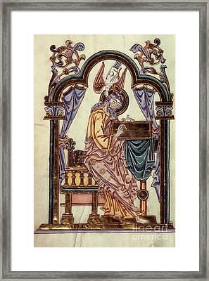 Saint John Framed Print by Granger