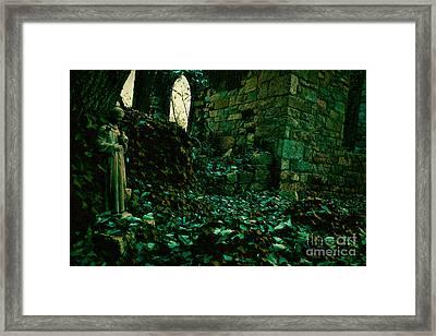 Saint Johns Chapel Seven Framed Print by Susan Isakson