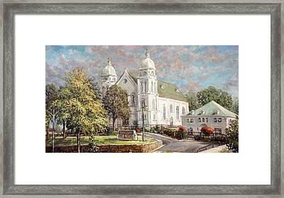 Saint Johns Framed Print