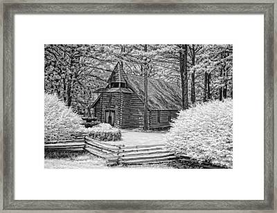 Saint Jude Chapel Framed Print