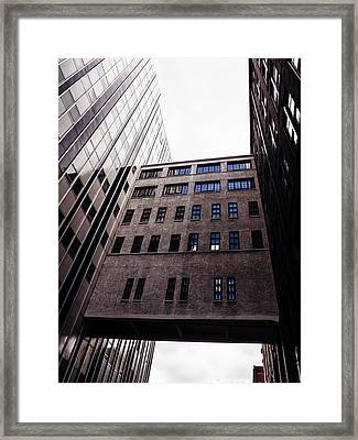 Saint Louis Missouri Architecture Buildings Framed Print by Dylan Murphy