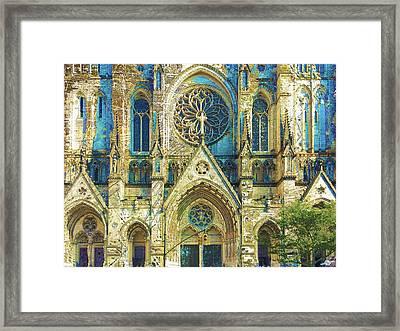 Saint Mark's Framed Print