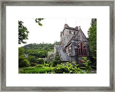 Saint Marys Church Framed Print