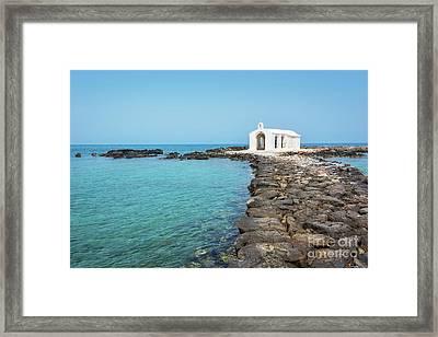 Saint Nicholas Chapel Framed Print