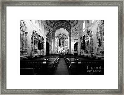 Saint Peter Church Framed Print by Gaspar Avila