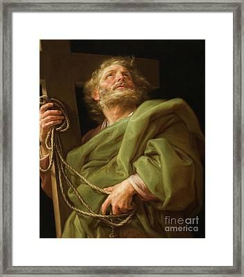 Saint Philip  Framed Print