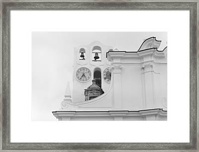 Saint Sofia Church Framed Print