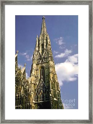 Saint Steven's Cathedral Framed Print