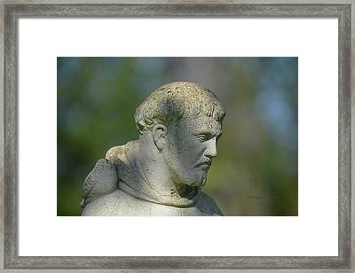 Saints Be Framed Print by Kandace Koch