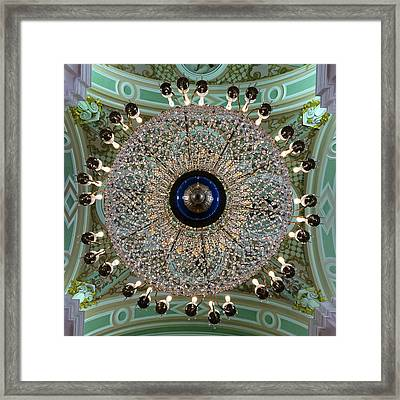Saints Peter And Paul Fortress Framed Print