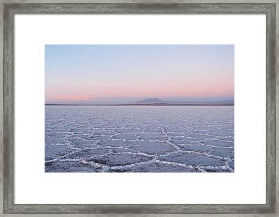 Salar De Uyuni No. 3-1 Framed Print