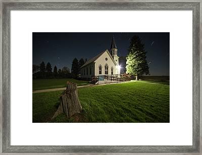 Salem Framed Print